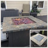 Propane Outdoor Fire Pit in Plainfield, Illinois