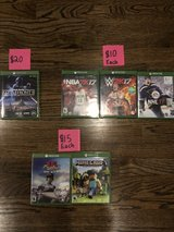 Xbox one games in Lockport, Illinois