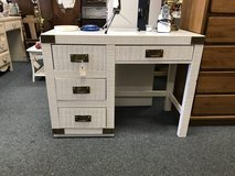 White Wicker Desk in Bartlett, Illinois