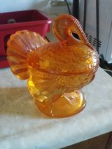 2 pc Vintage Glass TURKEY in Travis AFB, California