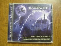 Halloween Sounds CD in Houston, Texas