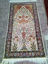 Beautiful Hand-made medium size rug  from India 142 x 71 cm in Wiesbaden, GE