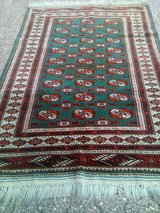 Beautiful Hand-made medium size rug 192 x 75 cm in Wiesbaden, GE