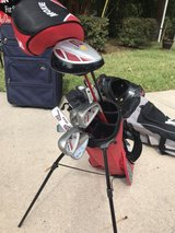 Youth golf clubs w/ 2 drivers in Kingwood, Texas