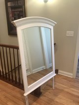 Stanley Furniture White Mirror in Naperville, Illinois