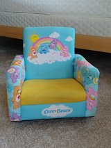 Care Bear chair in Olympia, Washington