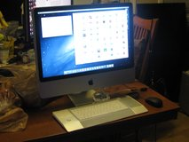 iMac 24in, 2.8ghz cpu, 4gb ram, 500gb HD in Vacaville, California