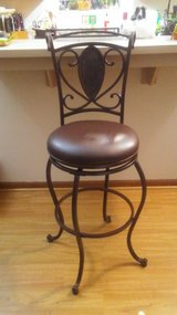 Swivel Bar Stool (New) in Palatine, Illinois