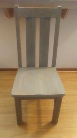 Driftwood Chair (New) in Schaumburg, Illinois