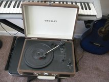 Crosley portable turntable in Fairfield, California