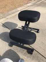 sleekform ergonomic kneeling chair in Leesville, Louisiana