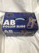 ab roller slide in Lakenheath, UK