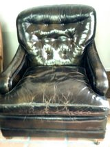 Brown Chair and Ottoman in Alamogordo, New Mexico