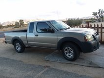 2002 NISSAN FRONTIER ,low miles. in Yucca Valley, California