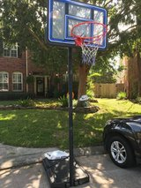 Basketball hoop in Spring, Texas