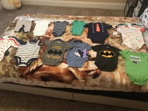 Lot of brand new newborn/3 months/6 months baby clothes in Warner Robins, Georgia