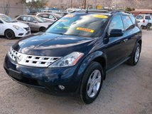 "2004 NISSAN MURANO SL V6 AUTO AWD ' FULLY LOADED "" ***** ONLY $4895 in Yucca Valley, California"