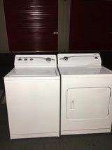 Kenmore Washer and Dryer! Delivery available in Travis AFB, California