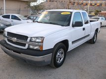 "2003 CHEV SILVERADO 1500 EXTENDED CAB 4DR "" ONE OWNER "" .......$4795 in Yucca Valley, California"