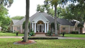REDUCED! 4 bdrm,3 bath,2-1/2 baths, 3car garage,16x32 workshop,4087' 1-Story on 2 acre corner ... in Katy, Texas