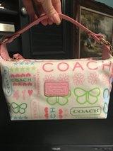 Coach purse in pastel colors in Naperville, Illinois