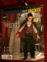 Vampire Costume in Houston, Texas