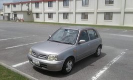 2001 Nissan March for sale in Okinawa, Japan