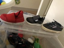 Baby shoes lot size 11 to 13 cm in Okinawa, Japan