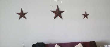 3 star set (decor) in Okinawa, Japan