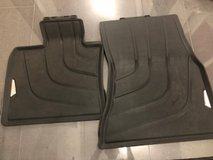 BMW X5 - Original BMW All Weather Floor Mats in Ramstein, Germany