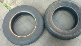 four winter tires 215/R16/98Q in Ramstein, Germany