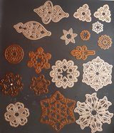 Spellbinders Assorted Snowflakes and Bauble Dies - Craft Nbr 8 in Lakenheath, UK