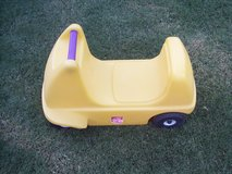 """Step 2"" Yellow Push Cart Riding Toy in Alamogordo, New Mexico"