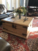 Wooden coffee table *Sold* in Palatine, Illinois