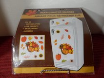 B.N. Thanksgiving Refrigerator Magnets in Naperville, Illinois