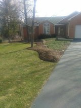 fall clean up, detaching, aereation, seeding in Naperville, Illinois