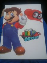 Mario odyssey official guide in Warner Robins, Georgia