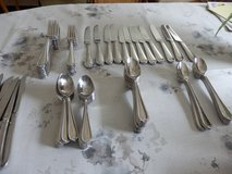 Reed and Barton Stainless Silverware in Chicago, Illinois
