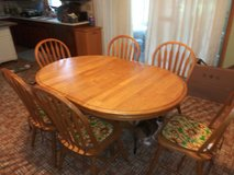 Kitchen table and chairs in Naperville, Illinois