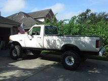 Big Boy, 4x4 Ranch style pickup in The Woodlands, Texas