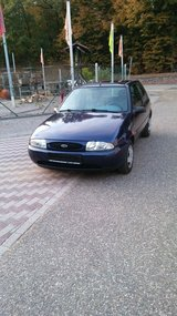 NEW INSPECTION !!! AUTOMATIC !!! FORD FIESTA in Ramstein, Germany