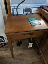 sewing table with machine in Camp Lejeune, North Carolina