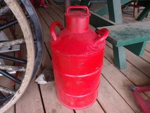 Antique Iron Oil Can in Alamogordo, New Mexico