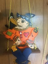 Swinger Scarecrow in Alexandria, Louisiana