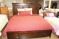 King Size Bed (Including Mattress) in Tomball, Texas