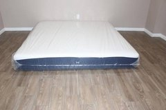 King size Memory foam- Helix FREE DELIVERY in Spring, Texas