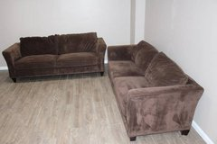 Living Room Set of Sofas in Tomball, Texas