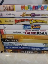 Variety of DVDS #1 in Fairfield, California