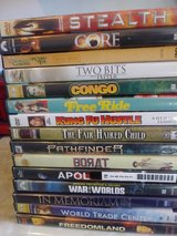 Variety of DVDS #2 in Fairfield, California