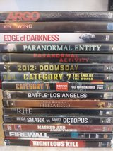 Variety of DVDS #3 in Fairfield, California